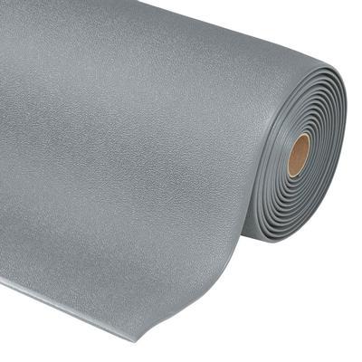 Vinylschaum mit strukturierter Oberfläche, grau
