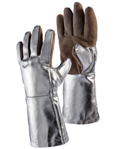 Strahlungs- und Kontakthitzehandschutz