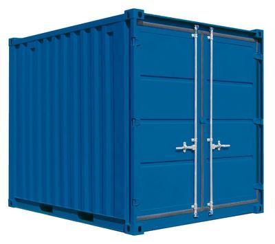 Umwelt-Container Typ UC 230 mit integriertem Holzboden