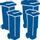 Wertstofftrennung und Abfallsammlung